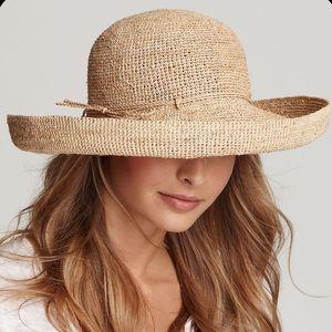 Helen Kaminsky Provence Raffia Packable Straw Hat
